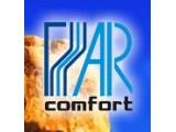 Логотип Aircomfort, торгово-монтажная фирма
