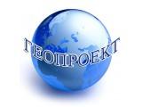 Логотип ГеоПроект