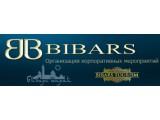 Логотип Bibars, праздничное агентство