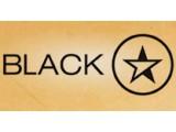 Логотип BLACK STAR, магазин молодежной одежды