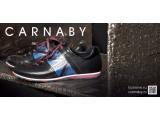 Логотип Carnaby, салон обуви