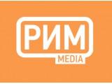 """Логотип """"Рим Медиа"""" Республиканский оператор наружной рекламы"""