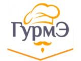 Логотип Гурмэ, служба доставки горячих блюд