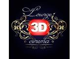 Логотип Федеральная сеть кино-кафе Lounge 3D cinema ООО Феникс
