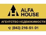 Логотип ALFA HOUSE