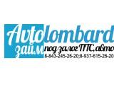 Логотип Автоломбард, кредит под залог ПТС, авто и недвижимости