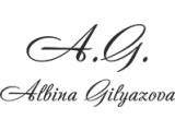 Логотип Albina Gilyazova