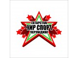 Логотип Федерация Чир спорта и Черлидинга Республики Татарстан